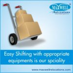 Packers and Movers always Shifts in a Smooth Way