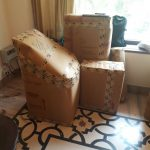 International Relocation from Delhi to Spain
