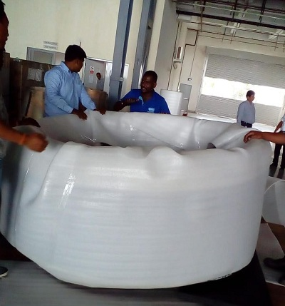 aircraft nose packing Hyderabad
