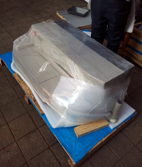 expeditors industrial packing