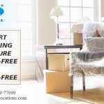 The art of moving furniture scratch-free or damage-free