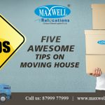 Five awesome tips on moving house