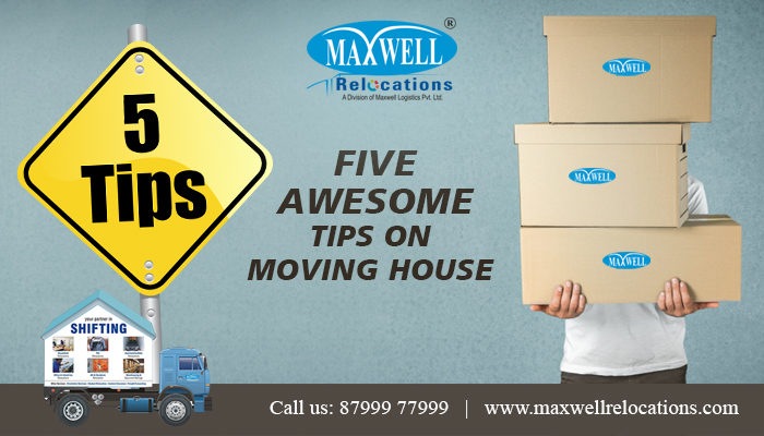 tips on moving house