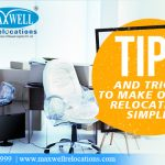Tips and tricks to make office relocation simple