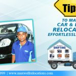 Tips to Make Car and Bike Relocation Effortlessly Simple