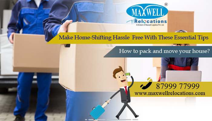 Home Shifting Hassle Free
