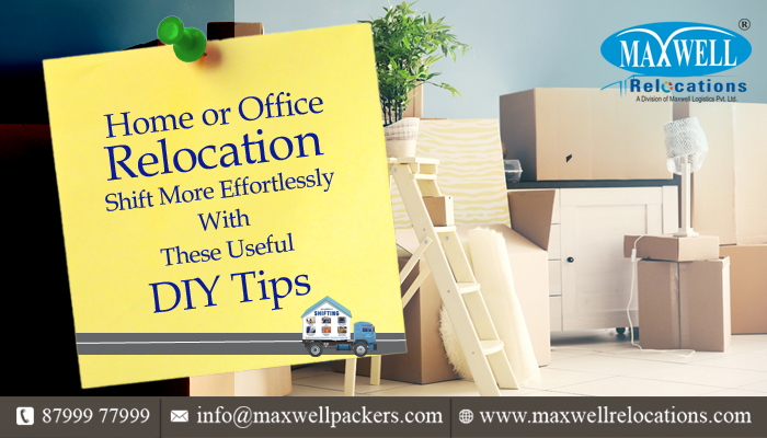 home relocation diy tips
