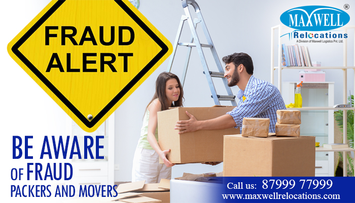 be aware of fraud movers