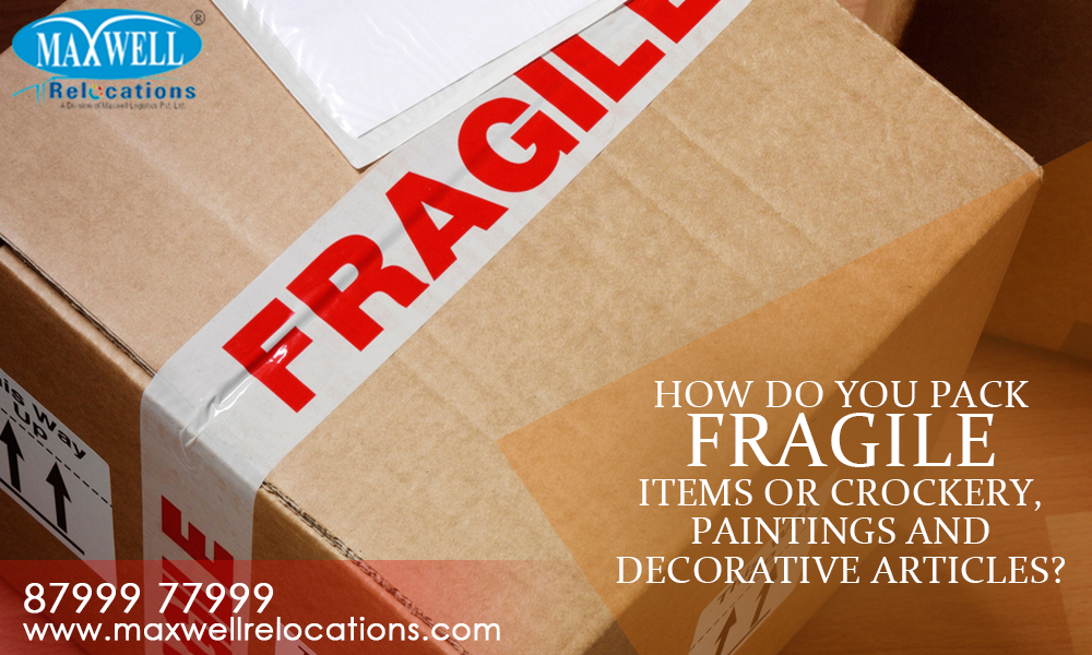 pack fragile items