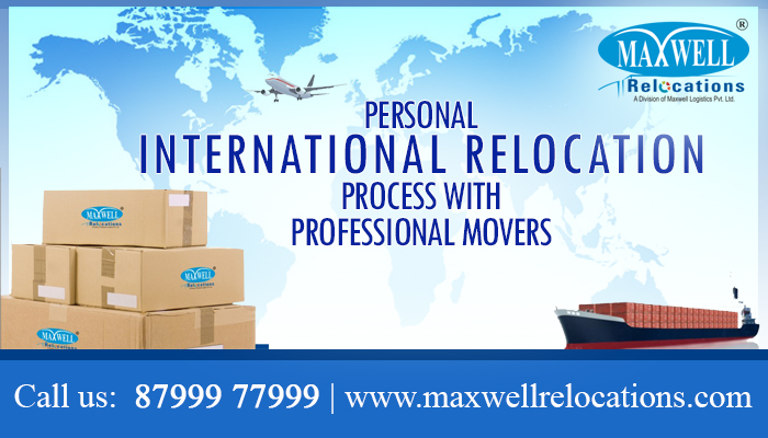 personal international relocation
