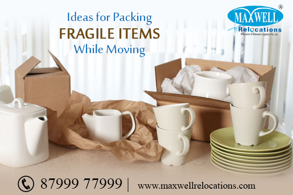fragile items packing