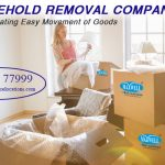 Household Removal Companies for Facilitating Easy Movement of Goods