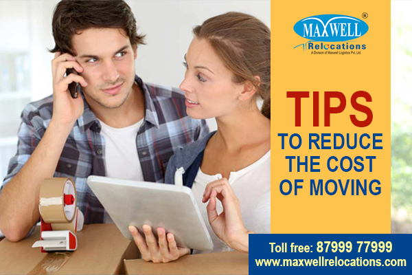 tips to reduce cost of moving