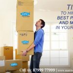 Tips to hire the best packers and movers in your budget