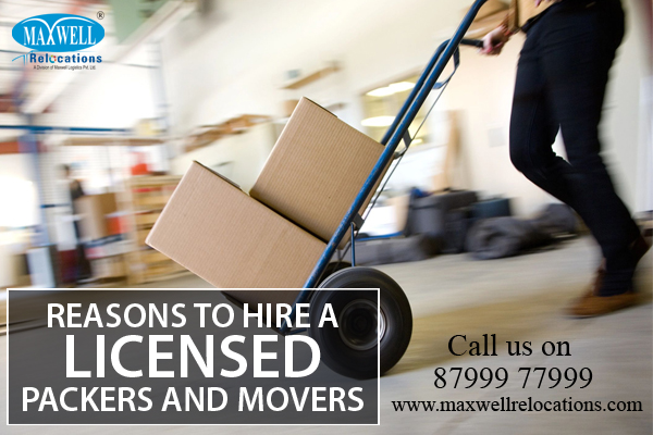 Maxwell relocation packers and movers