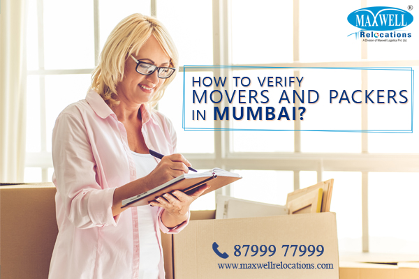 Packers and Movers in Mumbai and India
