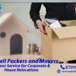 Maxwell Packers and Movers at your Service for Corporate and House Relocation