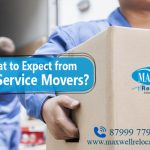 What to Expect from Full Service Movers?