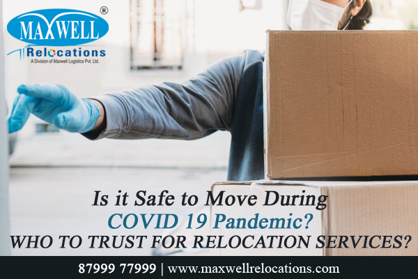Is it safe to move during COVID 19 pandemic?
