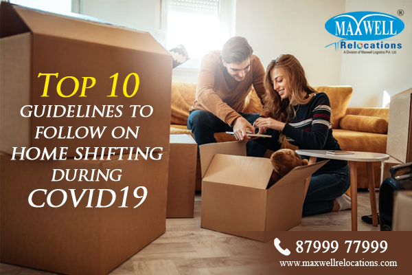 Home Shifting Services Due to COVID19 Pandemic