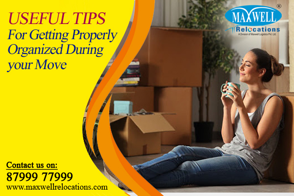 Useful Tips for Packers and Movers