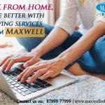 Work From Home Make Better With Moving Services From Maxwell