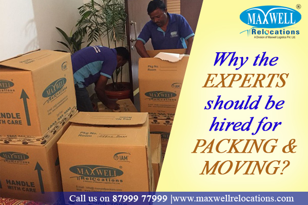 Relocation Experts in India