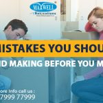 7 Mistakes you Should Avoid Making Before you Move
