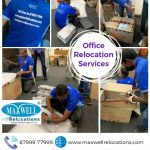 Office Relocation Services in India